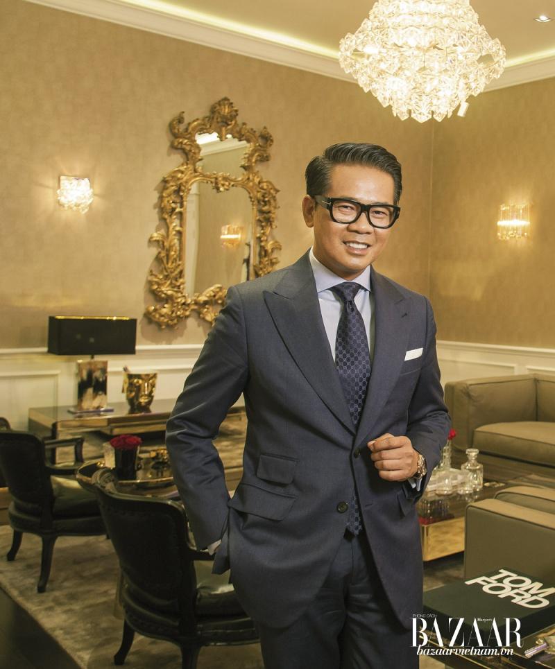 Nhà thiết kế nội thất Quách Thái Công: Muốn lịch thiệp phải có trải nghiệm sống