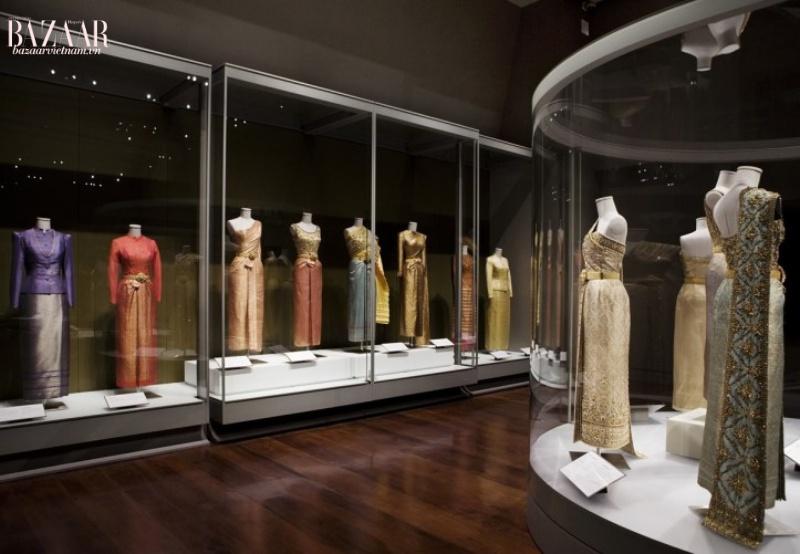 Bảo tàng Dệt may hoàng hậu Sirikit tại Thái Lan.