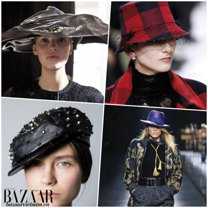 Xu hướng thời trang Thu Đông 2019: Rochas, Dior, Balmain, Saint Laurent
