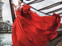 Jessica Minh Anh – Cô gái sải bước trên bầu trời