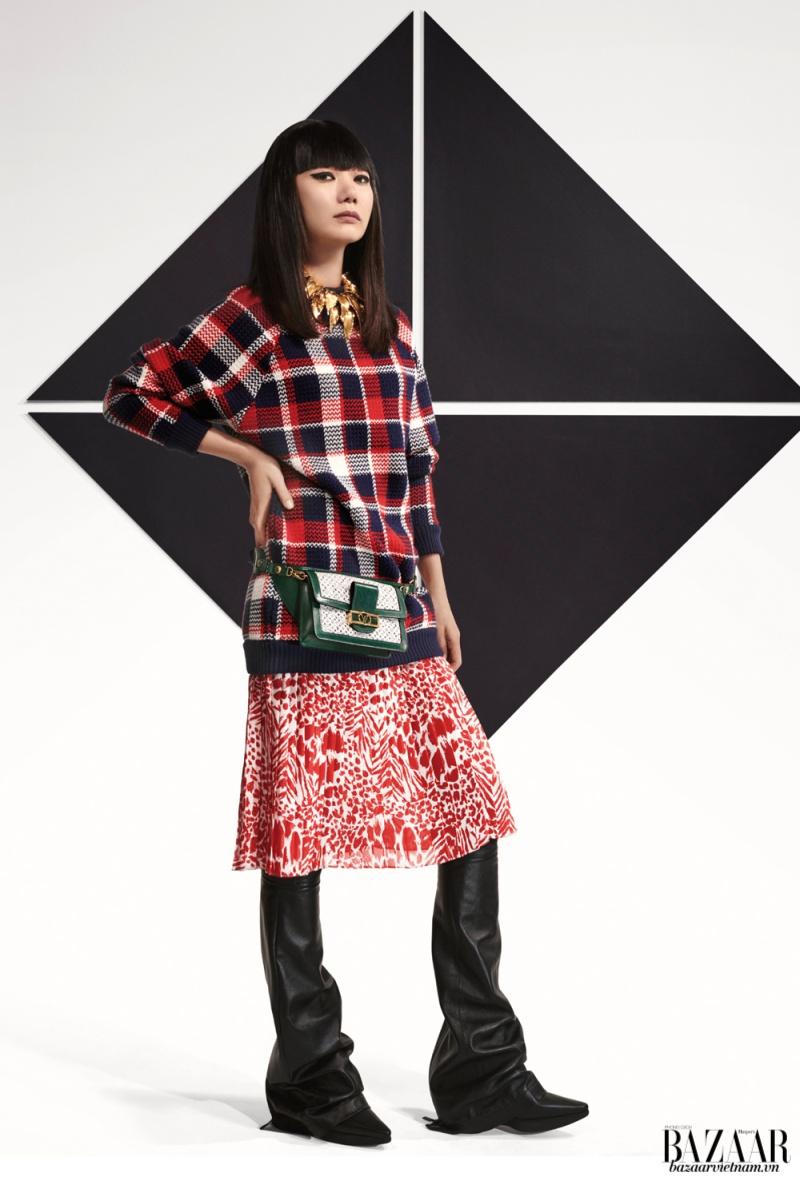 Những sản phẩm thời trang ready-to-wear thường được xem là hình thức quảng cáo cho thương hiệu. Ảnh: Louis Vuitton Pre-Fall 2019