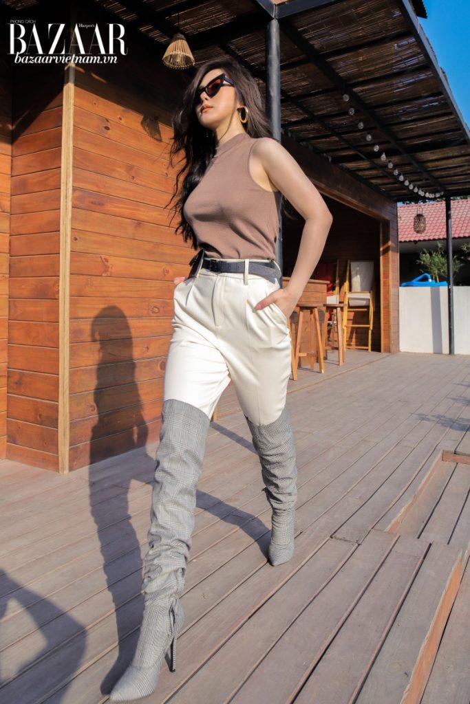 Sao Việt mặc đẹp tháng 05/2019: Hương Tràm