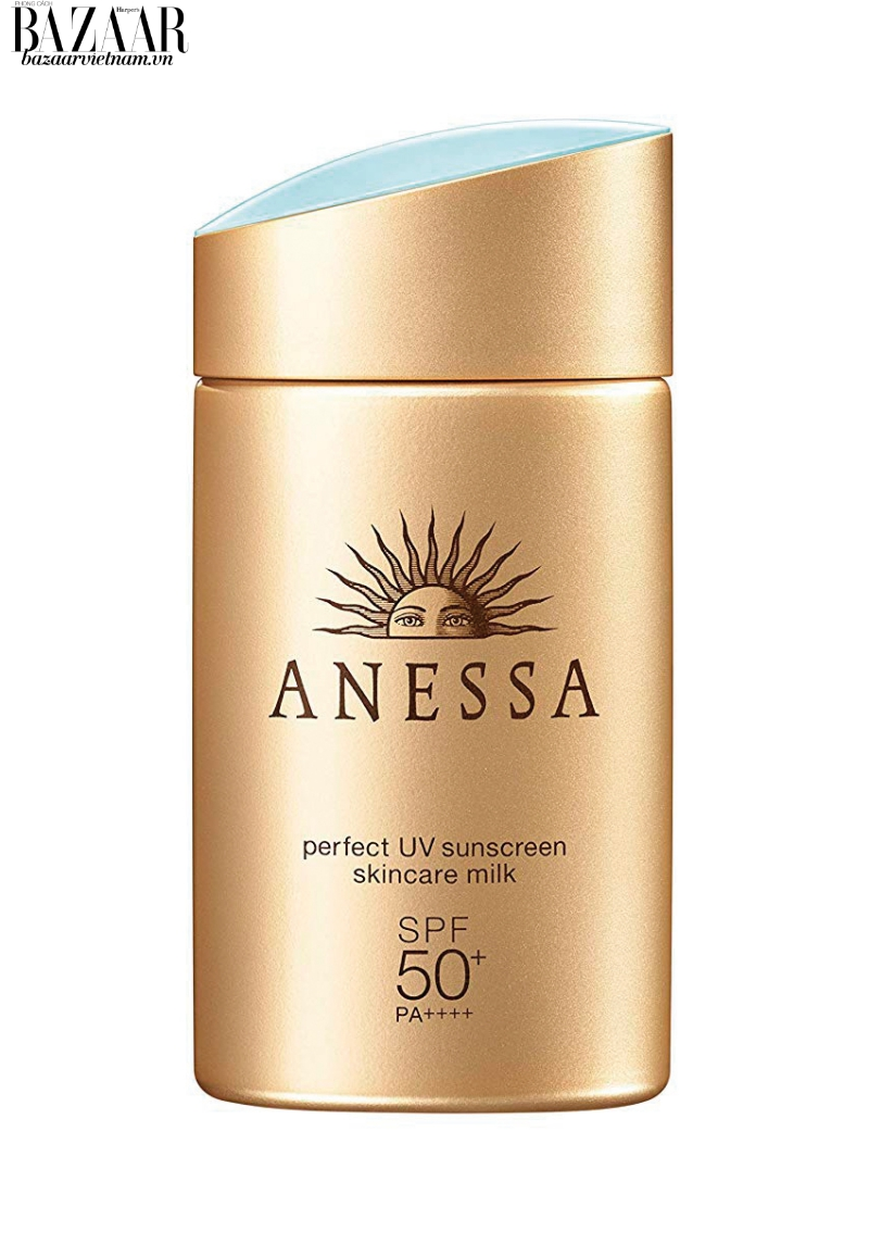 ữa chống nắng Anessa Perfect UV Sunscreen Skincare Milk