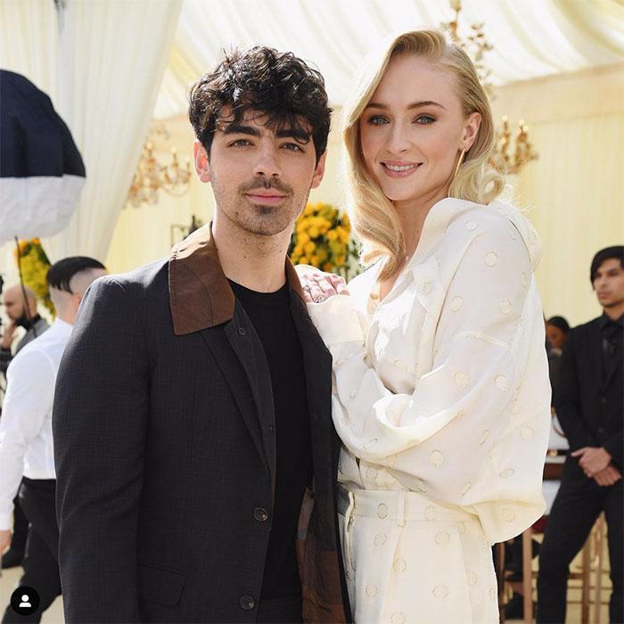 Đám cưới Joe Jonas và Sophie Turner