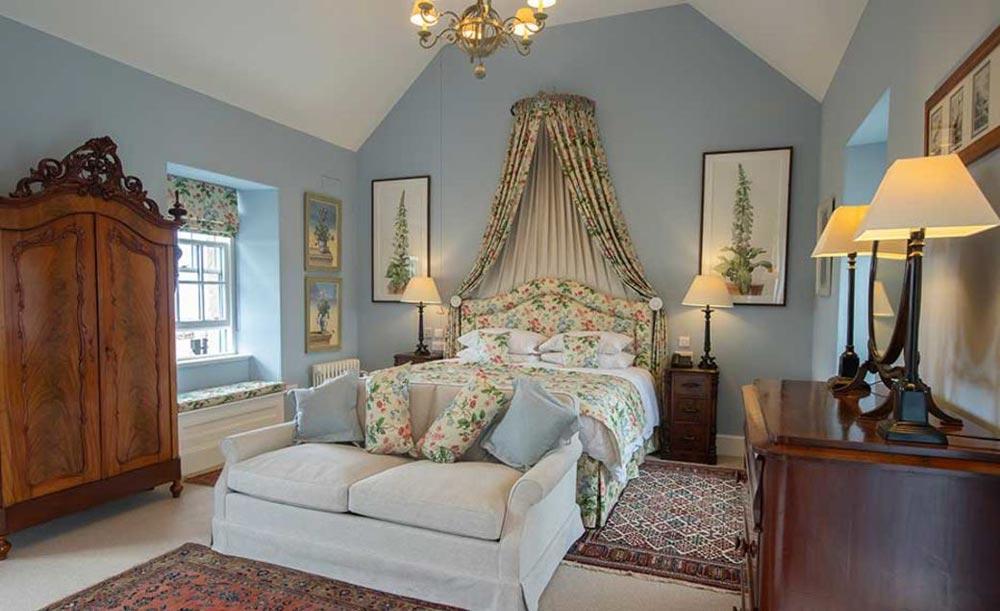 Khách sạn hoàng gia Anh – Granary Lodge @ Castle of Mey