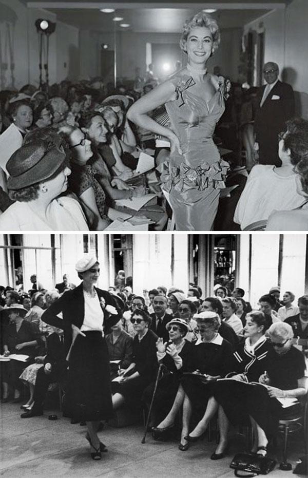 Tuần lễ thời trang New York năm 1943