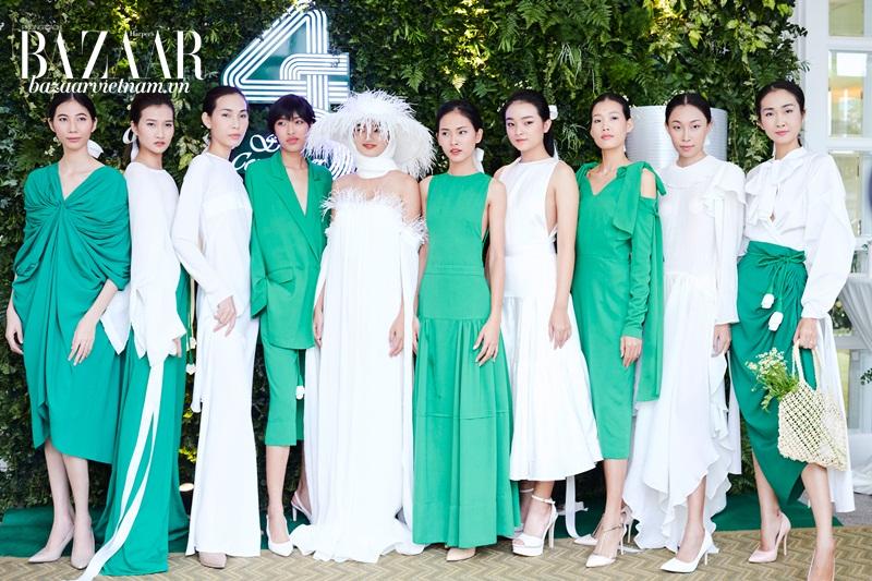 Bộ sưu tập Pre-Fall 2019 của NTK Trương Thanh Long