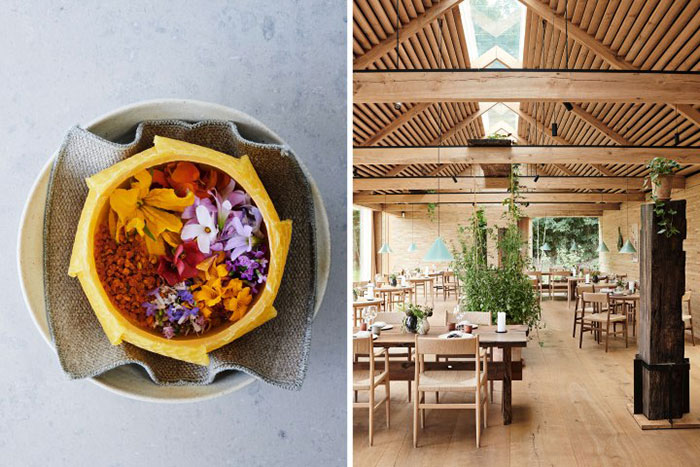 Nhà hàng Noma của Copenhagen do thay đổi địa điểm nên không được tham gia vào danh sách Best of the Best