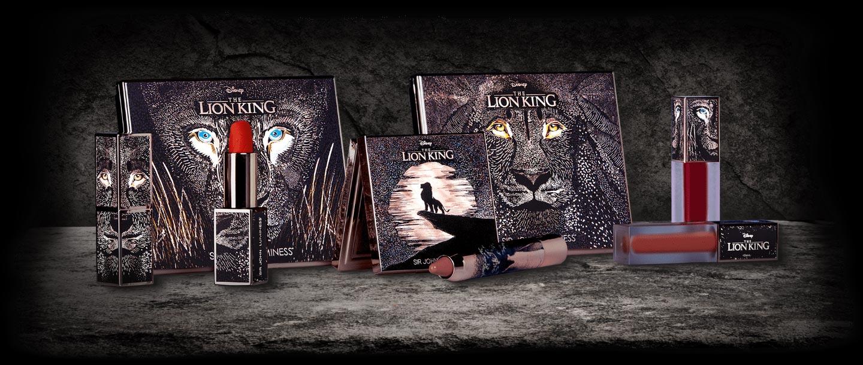 Bộ sưu tập trang điểm giới hạn lấy cảm hứng từ phim Vua sư tử