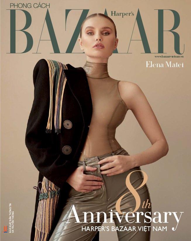 Thiên thần Victoria's Secret Elena Matei