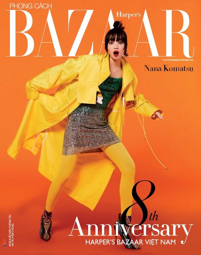 Nana Komatsu, diễn viên và người mẫu Nhật trẻ tuổi đang làm mưa làm gió với những bộ phim tình cảm nhẹ nhàng