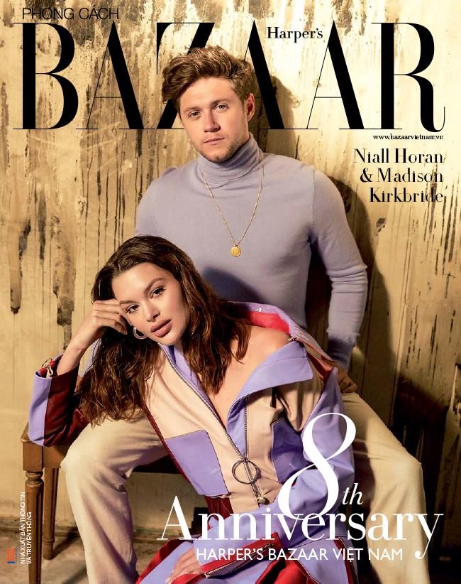 Ca sỹ Niall Horan và người mẫu Madison Kirkbride