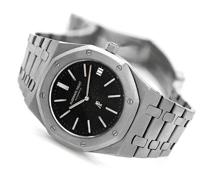 Mẫu đồng hồ Audemars Piguet Royal Oak nguyên bản của thập niên 1970