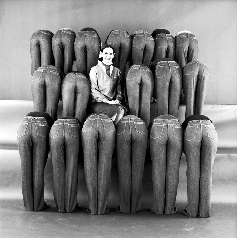 Gloria Vanderbilt và đế chế quần jeans của mình