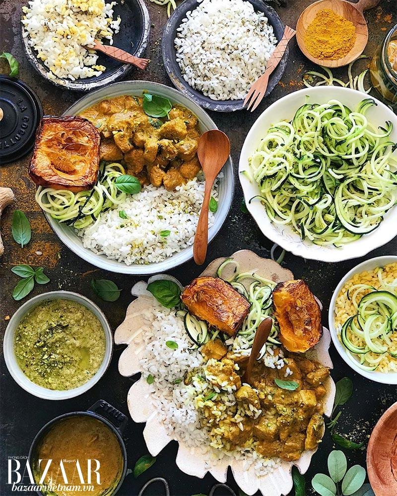 Phương pháp nhịn ăn gián đoạn chỉ hiệu quả khi bạn kết hợp với lối sống điều độ. Ảnh: Instagram @lauraponts