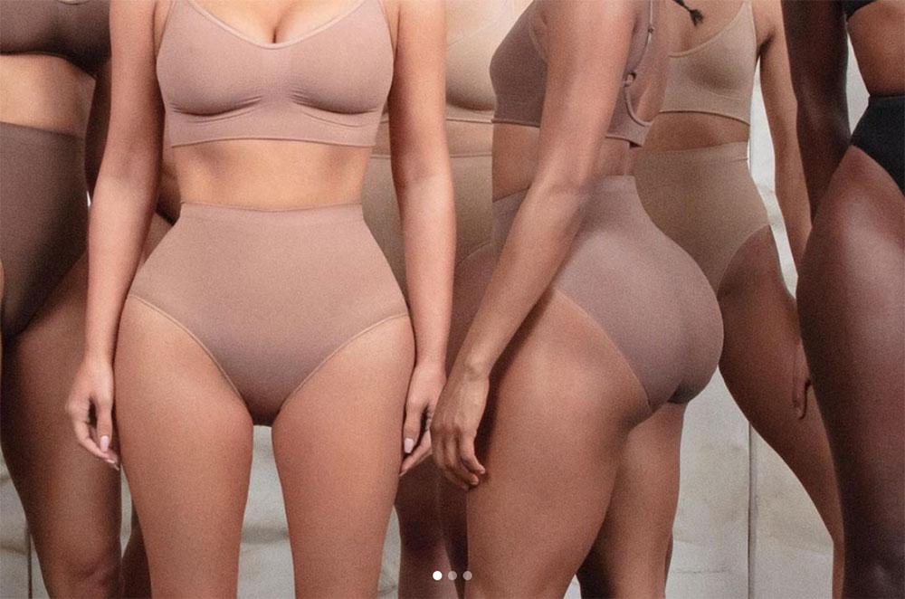 Bộ sưu tập nội y định hình dự kiến sẽ có cả trang phục một mảnh và hai mảnh. Từ bodysuit đến áo bó và quần gen với nhiều cách cắt khác nhau.