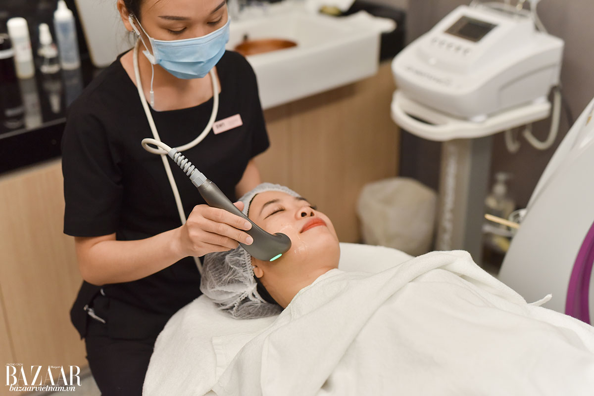 Các thiết bị máy móc thế hệ mới nhất là ưu điểm đặc biệt của SW1 Clinic