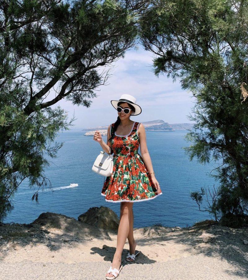 Thảo Tiên hiện đang học Master ngành quản trị hàng không tại trường Đại học danh tiếngCity, University of London.