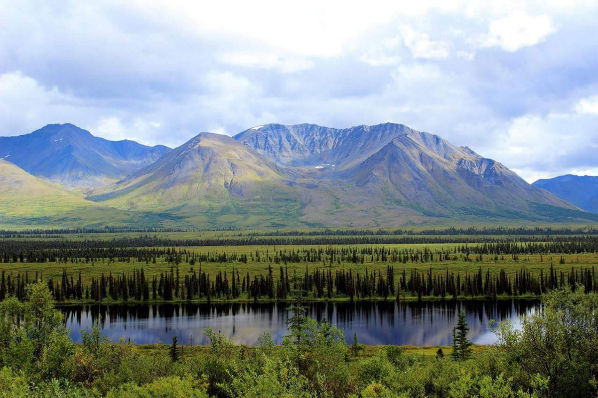 Hãy kèm thêm một tấm ảnh phong cảnh để cho thấy thiên nhiên đẹp như thế nào tại địa điểm bạn đang du ngoạn