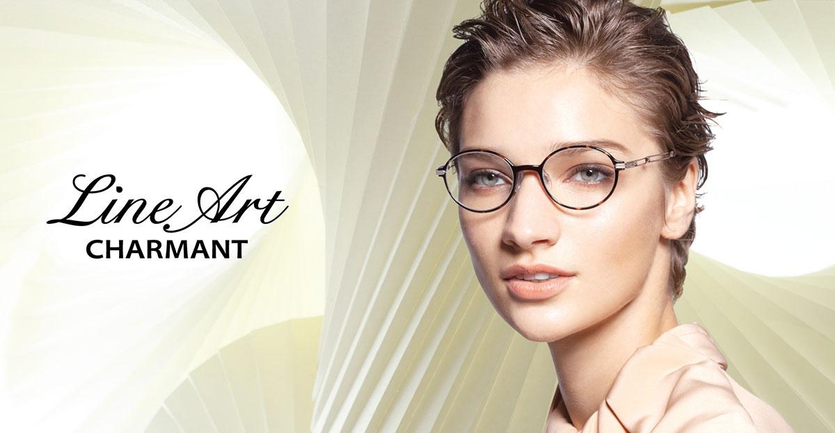mắt kính CHARMANT Line Art