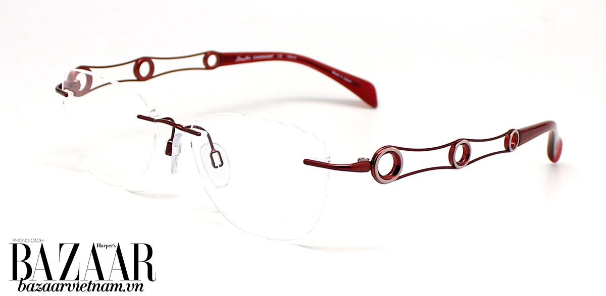 Mắt kính Line Art CHARMANT XL2133