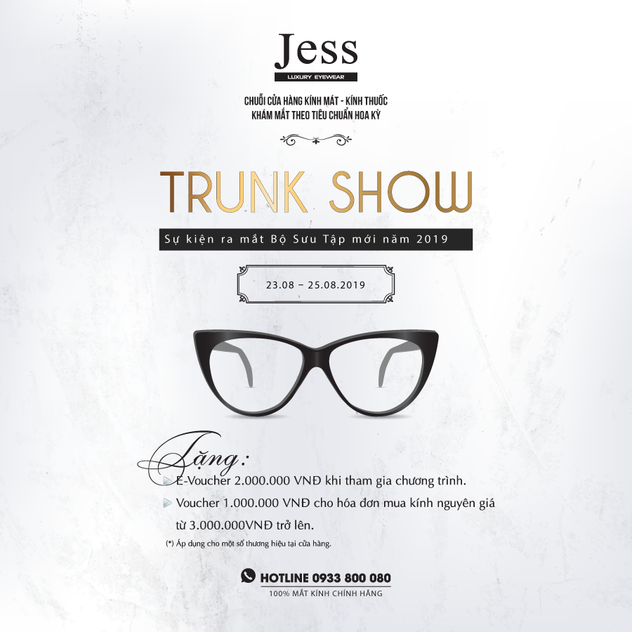 Jess Luxury Eyewear 1