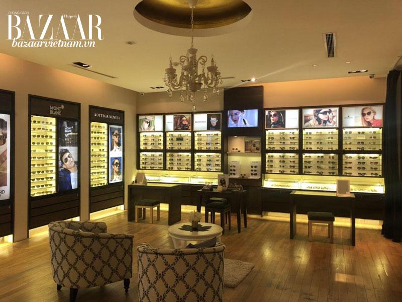 Jess Luxury Eyewear giới thiệu bộ sưu tập mắt kính mới 2