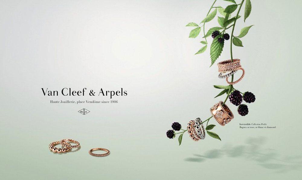 Ngôi trường là cách để bạn tiếp cận những bí mật trong thiết kế trang sức của Van Cleef & Arpels