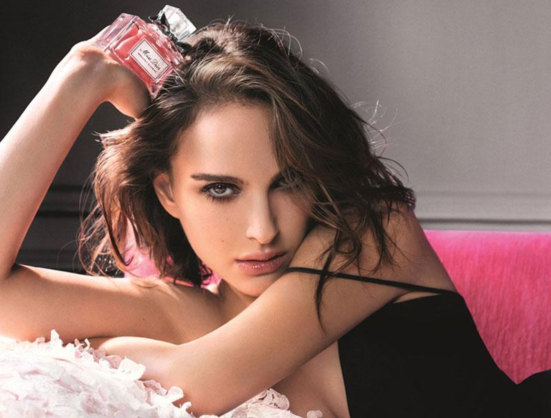 Gương mặt đại diện lâu năm của Miss Dior, Natalie Portman