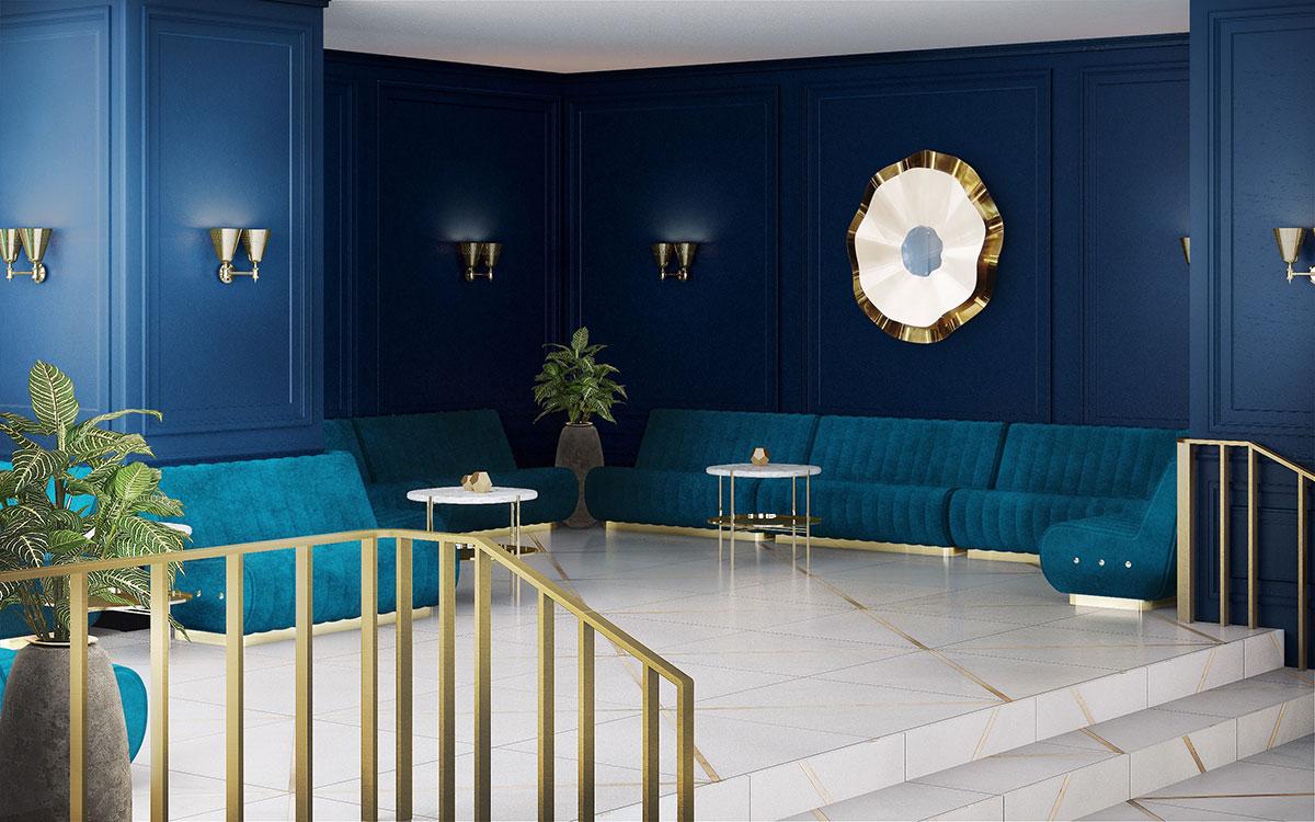 Kiểu dáng nội thất mid-century modern không còn rườm ra, to bản, cồng kềnh như kiểu Louis XIV. Mà được lược giản để vừa khít, gọn gàng vào không gian sống.