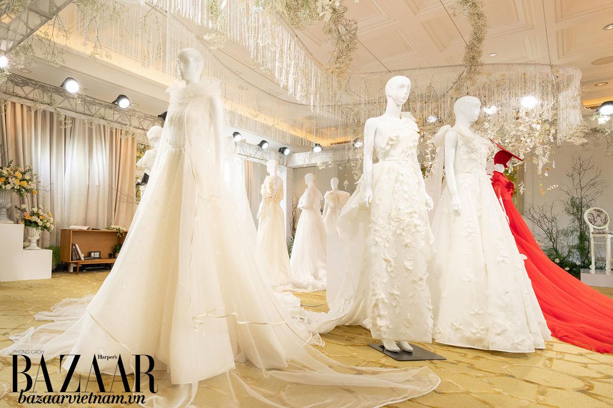 New York Fashion Week Bridal là một trong ba tuần lễ thời trang cưới lớn nhất toàn cầu