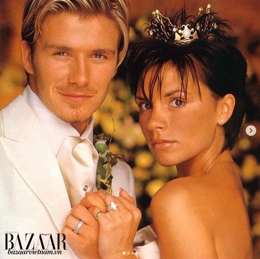Từ khi gặp nhau năm 1999 đến nay, ông và bà Beck đã là một cặp đôi siêu sao có sức ảnh hưởng mạnh đến ngành thời trang toàn cầu