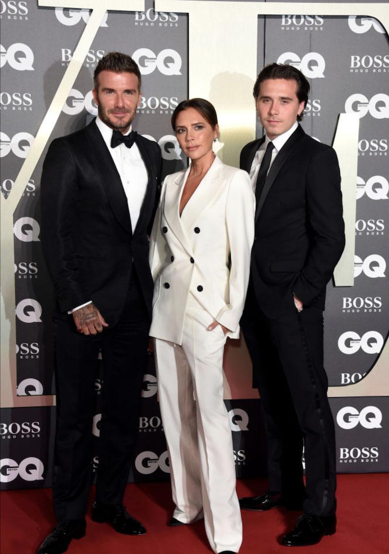 Gia đình Beckham nổi bật tại sự kiện Men Of The Year Awards 2019 1