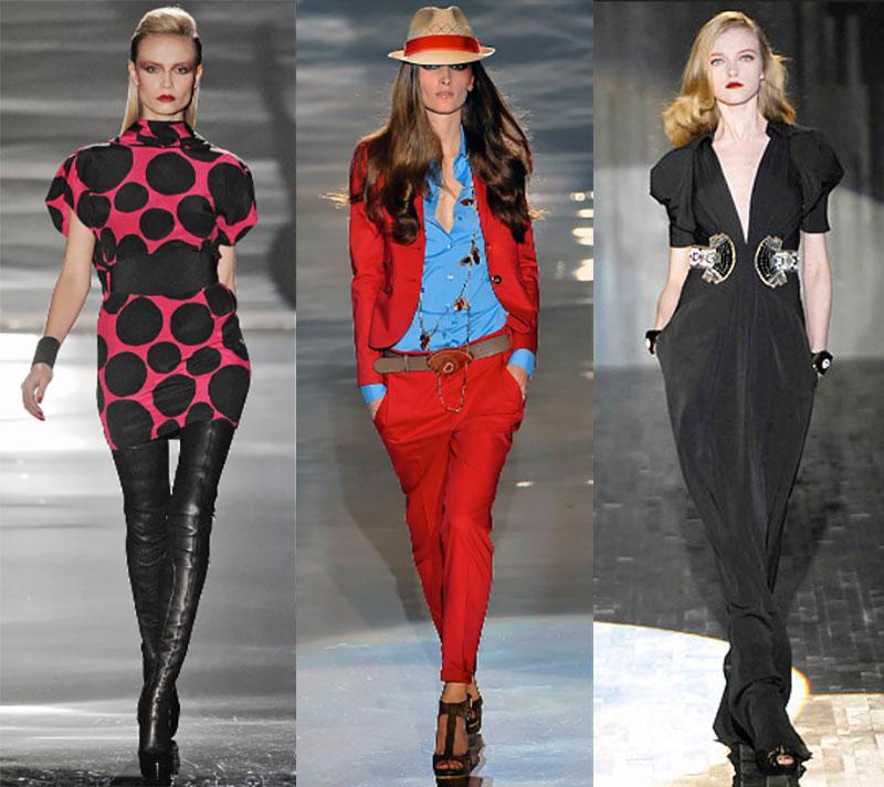 """Các bộ sưu tập của Frida Giannini đẹp nhưng rời rạc. Không có sự liền mạch giữa các mùa thời trang. Gucci một lần nữa trở nên """"loạn"""" trong con mắt giới thời trang."""