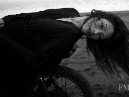 Siêu mẫu gốc Việt Navia Nguyễn: Nhiếp ảnh gia Peter Lindbergh giúp tôi yêu bản thân hơn
