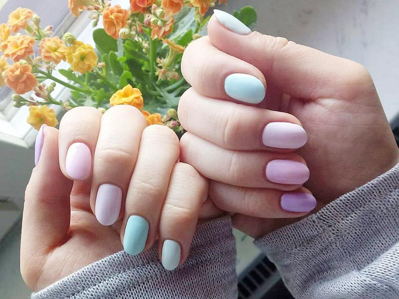 9 ý tưởng sơn móng tay ombré xinh mà dễ thực hiện 1