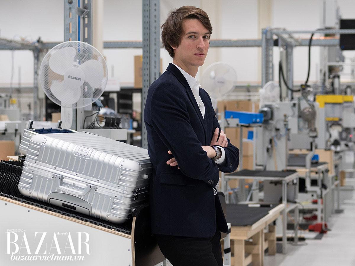 """Con trai tỷ phú tập đoàn LVMH, Alexandre Arnault, không muốn dùng hai chữ """"xa xỉ"""""""