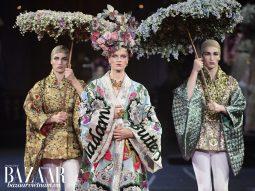 Dolce & Gabbana Alta Moda 2019: 159 mẫu thiết kế tôn vinh Opera Ý