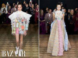 Viktor & Rolf Haute Couture Xuân 2020 tôn vinh…vải vụn