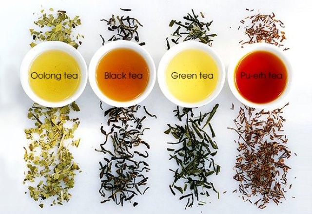 Làm xịt khoáng dưỡng da thiên nhiên từ nước trà 1