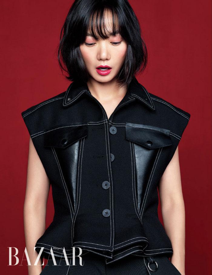"""Bae Doona: Tôi không can đảm như Seo-Bi trong """"Vương triều xác sống"""""""