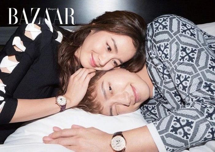 Hơn 40 tuổi cũng chỉ trông như 20: Kim Tae Hee tiết lộ bí quyết dưỡng da 3
