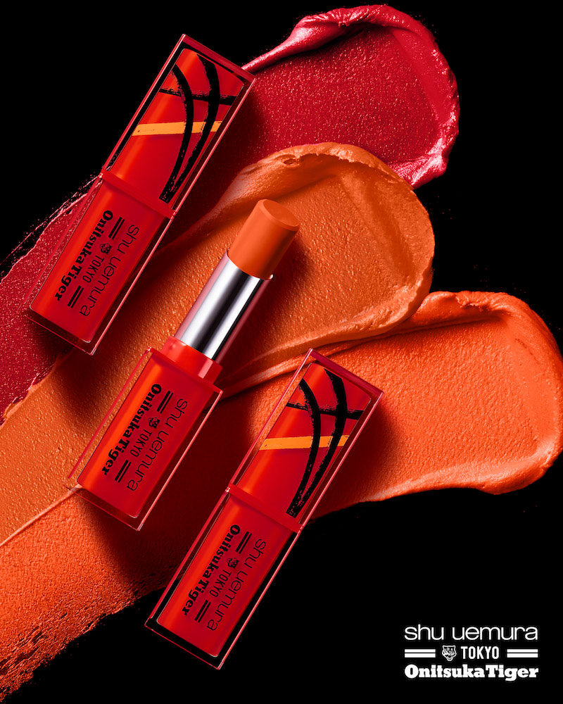 Hé lộ hình ảnh BST mỹ phẩm Shu Uemura x Onitsuka Tiger | Harper's ...