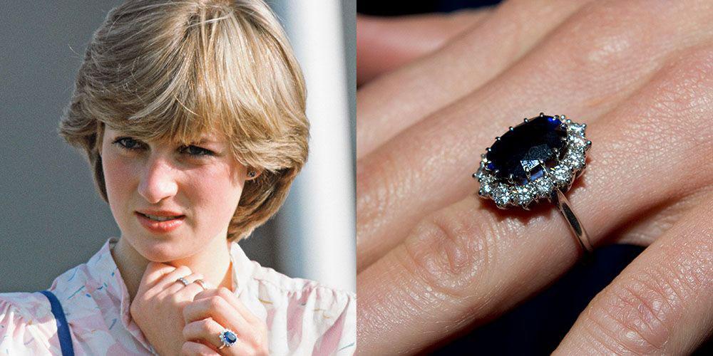 Món trang sức kinh điển của công nương Diana: Nhẫn đính hôn sapphire Ceylon