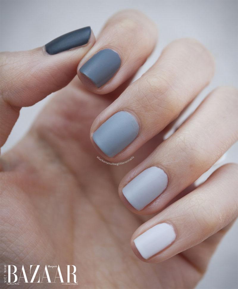 9 ý tưởng sơn móng tay ombré xinh mà dễ thực hiện 8