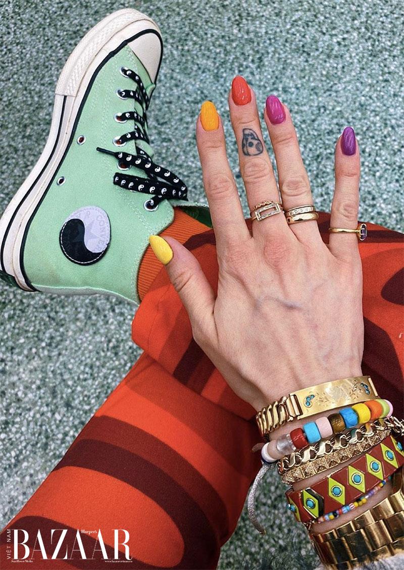 9 ý tưởng sơn móng tay ombré xinh mà dễ thực hiện 2