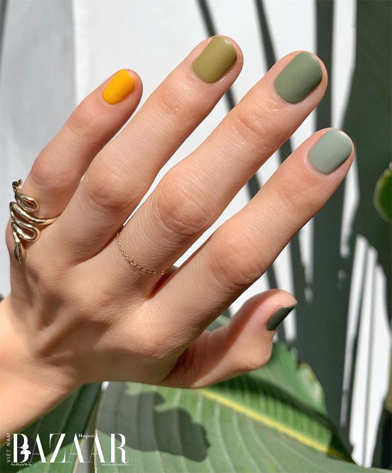 9 ý tưởng sơn móng tay ombré xinh mà dễ thực hiện 4
