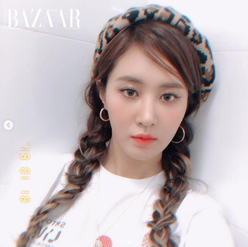 7 kiểu tóc xinh xắn, dễ làm cho mùa hè biến bạn thành sao Hàn 2