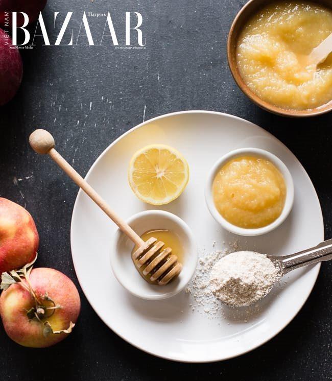 4 công thức làm mặt nạ dưỡng da chứa AHA từ trái cây 4