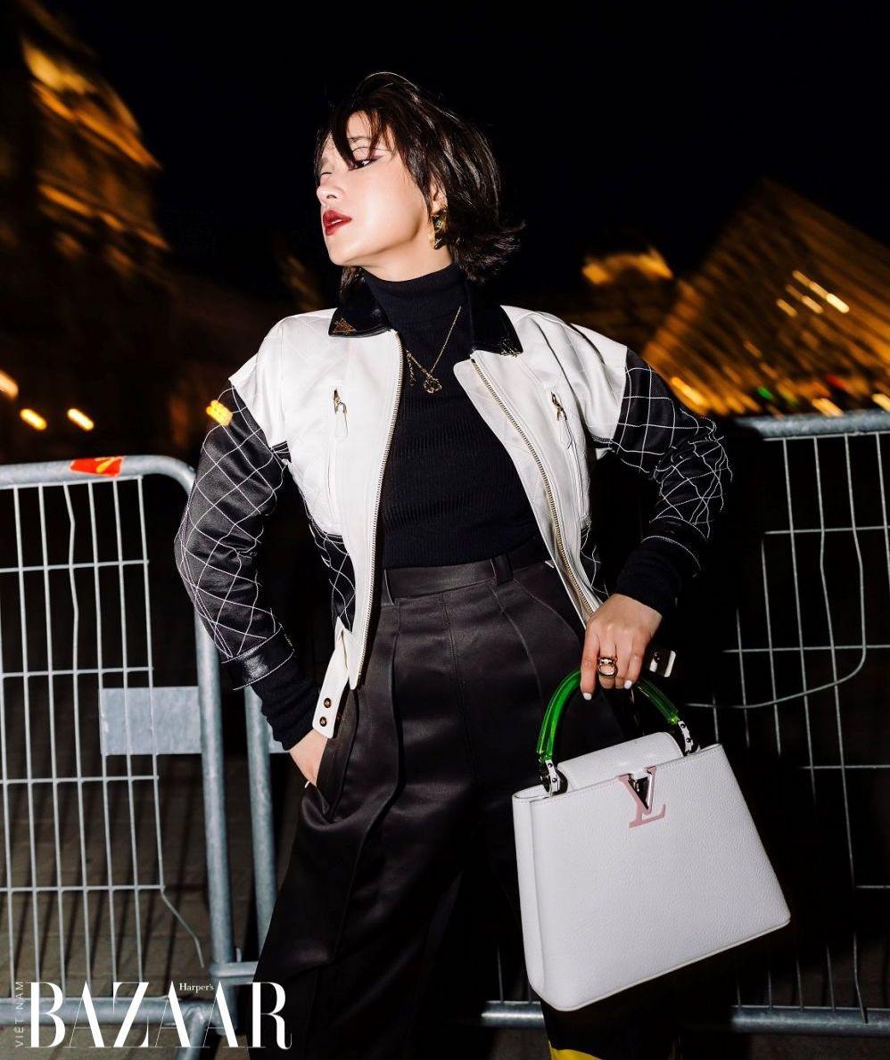 Tất cả những gì bạn cần biết về dòng túi xách Louis Vuitton Capucines